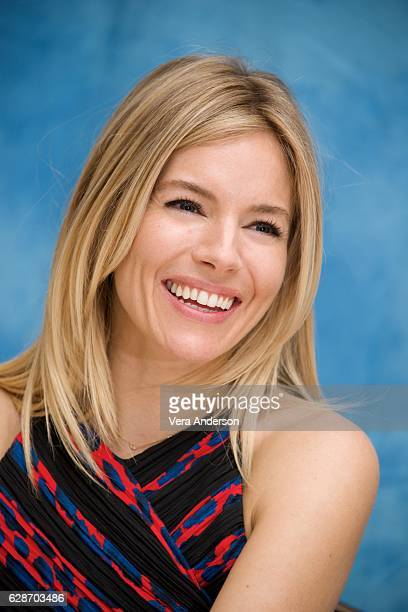 Sienna Miller at the Live by Night Press Conference at the Four Seasons Hotel on December 6 2016 in Beverly Hills California