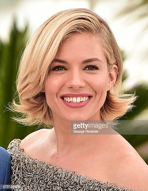 Sienna Miller attends the Jury photocall during the 68th annual Cannes Film Festival on May 13 2015 in Cannes France
