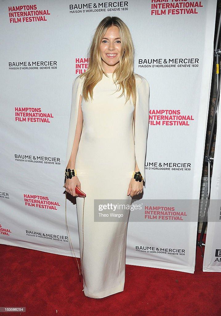 20th Hamptons International Film Festival - 'The Girl' : News Photo
