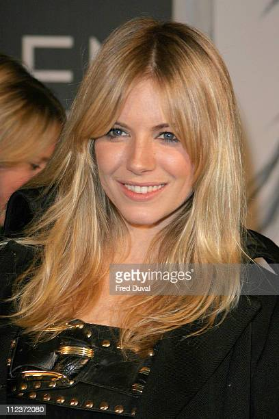 Sienna Miller during 'Women To Women Positively Speaking Party' A Publication to Raise Awareness of Women Living With HIV / AIDS at Orangery at...