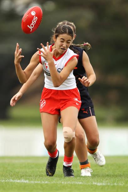 AUS: NAB AFLW U17 All Stars - GWS v Sydney