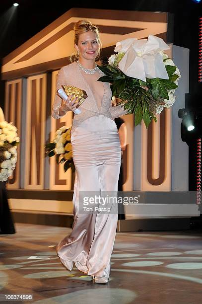 Sienna Rose Miller attends the UNESCO CharityGala 2010 at Maritim Hotel on October 30 2010 in Duesseldorf Germany