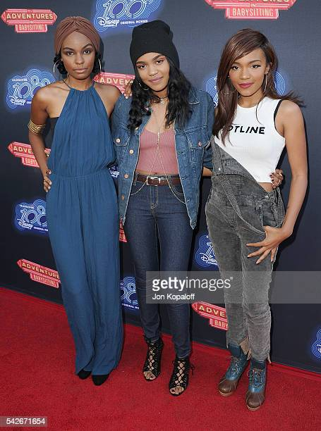 198 China Mcclain Sisters Photos And Premium High Res Pictures Getty Images