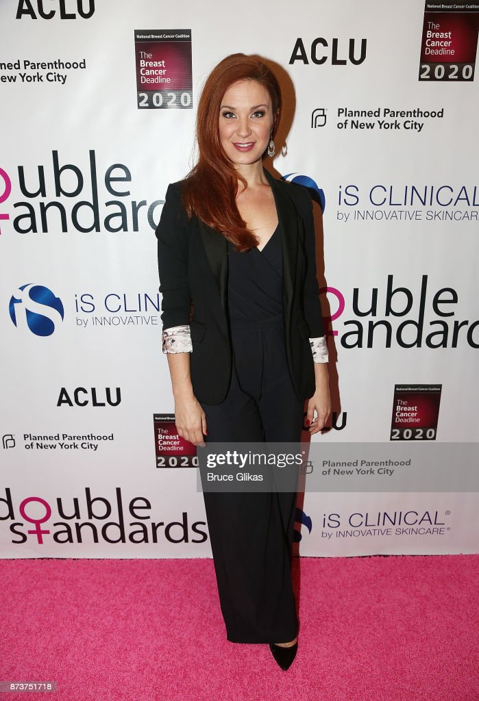 """""""Double Standards"""" Benefit Concert Celebrating Women's Rights : News Photo"""