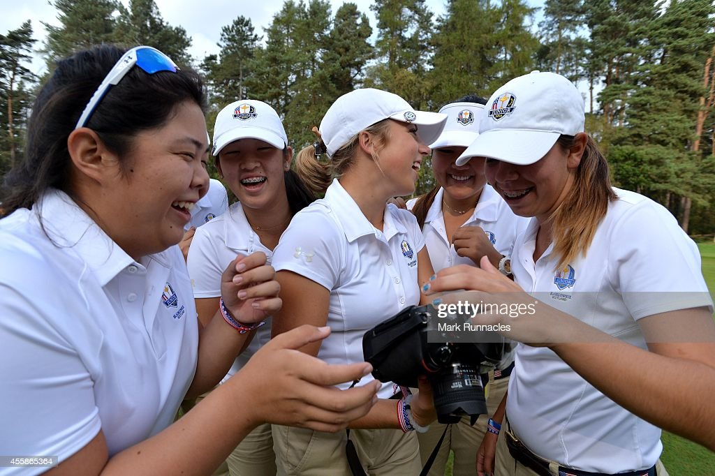 The 2014 Junior Ryder Cup - Previews : News Photo