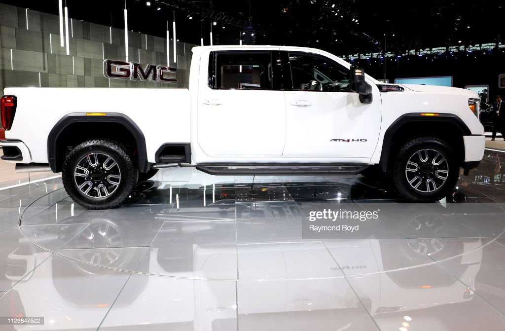 2019 Chicago Auto Show Media Preview Day 1 News Photo