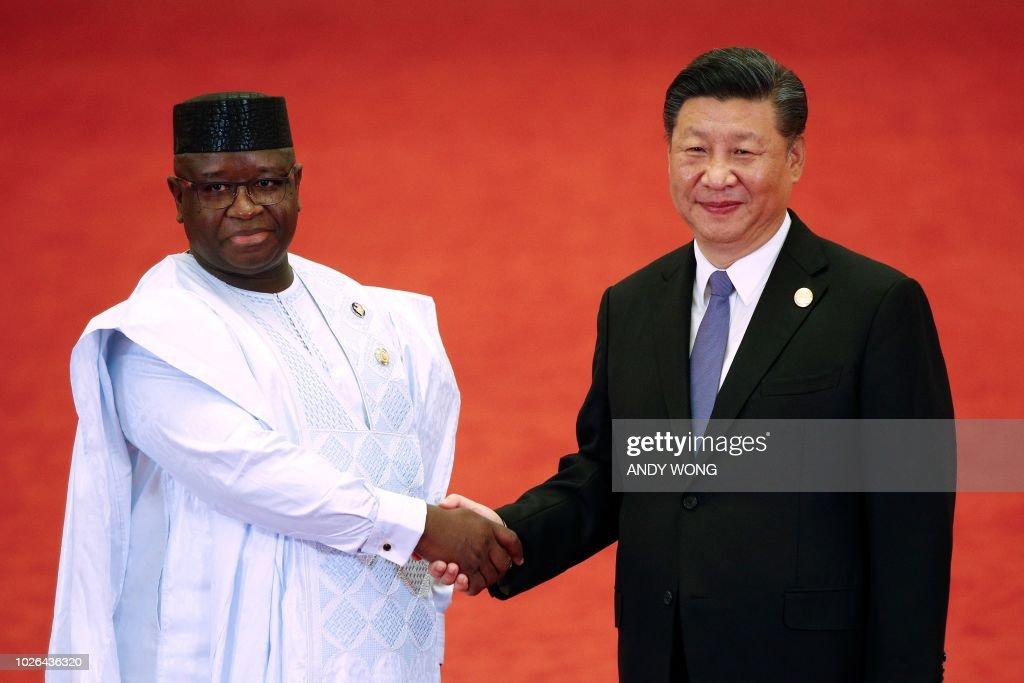CHINA-AFRICA-SUMMIT : News Photo