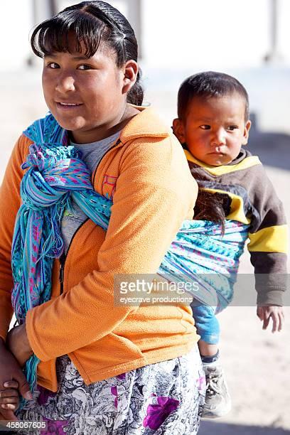Sierra Madre Tarahumara Natives