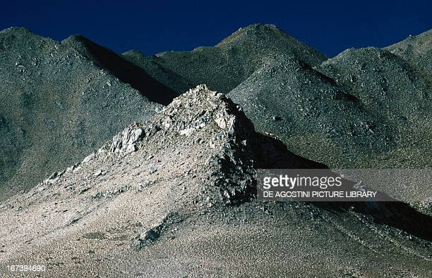 Sierra Nevada near Bishop California United States