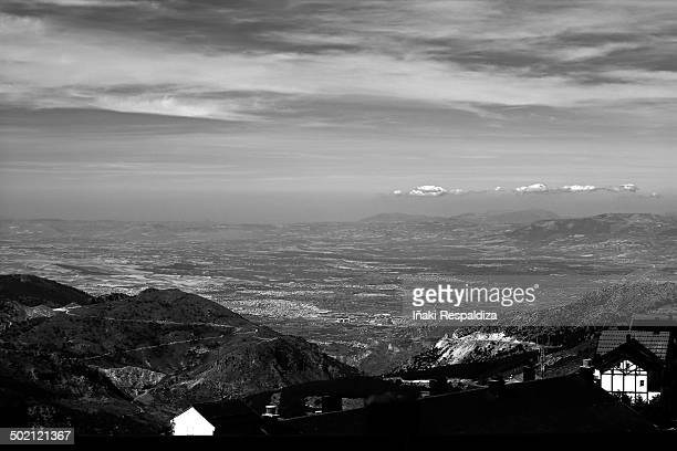 sierra nevada - iñaki respaldiza bildbanksfoton och bilder