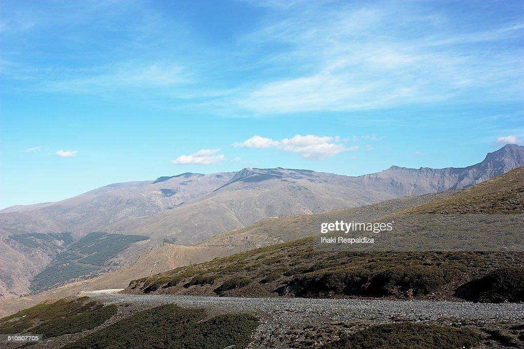 Sierra Nevada : Stock Photo