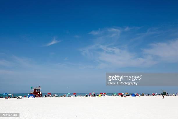 Siesta beach - Sarasota - Florida
