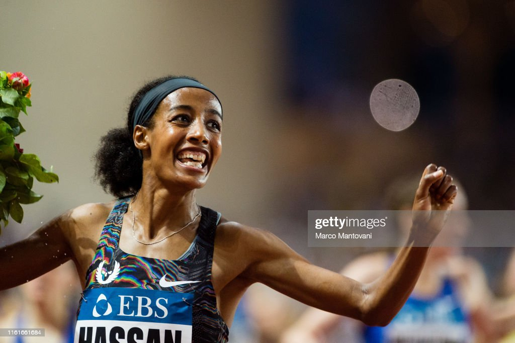 Herculis EBS Meeting - IAAF Diamond League : News Photo