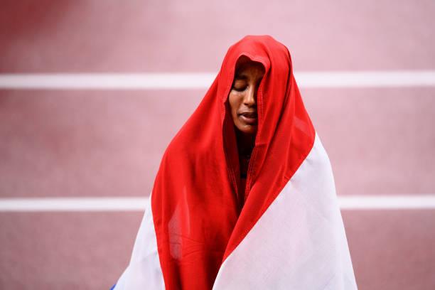 JPN: Athletics - Olympics: Day 11