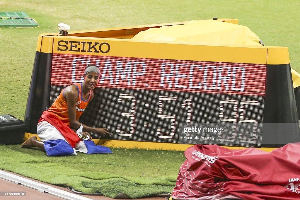 World Athletics Championships in Qatar : News Photo