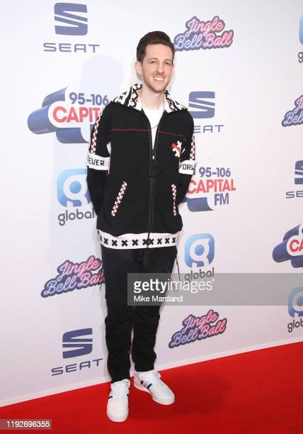 Sigala attends Capital's Jingle Bell Ball 2019 at The O2 Arena on December 08 2019 in London England