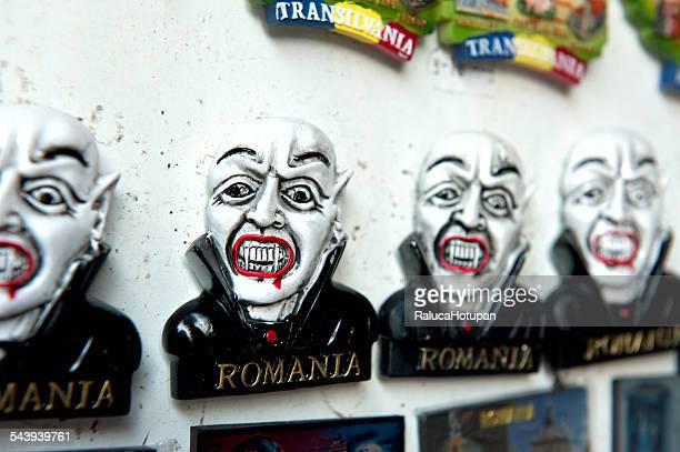 Sighisoara - Dracula souvenirs