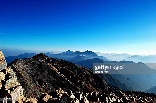 sight of japanese northern alps. - この撮影のクリップをもっと見る 2025 stock pictures, royalty-free photos & images