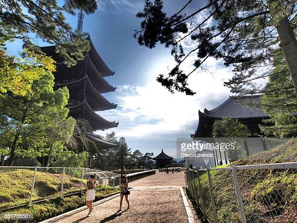 Sightseeing in Nara