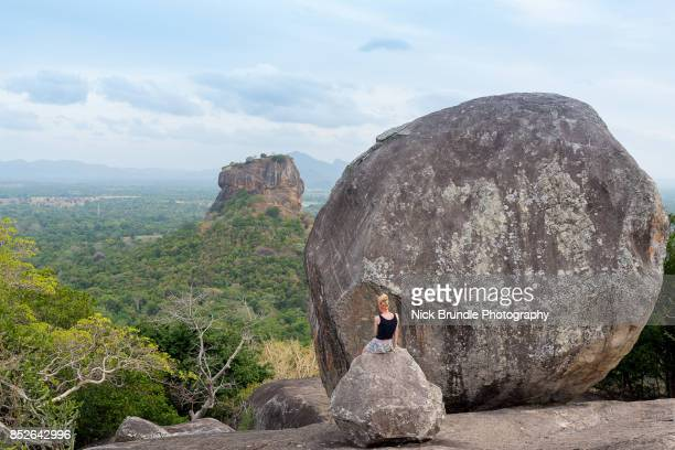 Sigiriya Rock Fortress, Sri Lanka.
