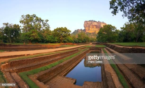 Sigiriya Rock, Sri Lanka (Unesco world heritage site)