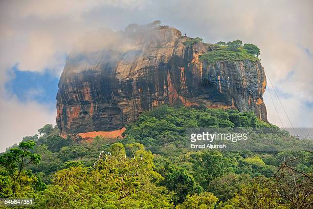 sigiriya, sir lanka - sigiriya stock photos and pictures