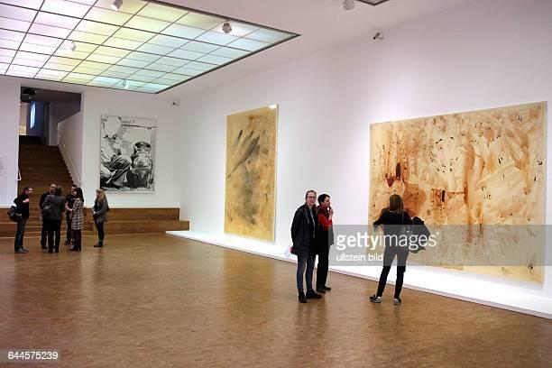 Sigmar Polke wird mit der ersten posthumen Retrospektive 'Alibis' vom 14 März bis 05 Juli 2015 im Museum Ludwig geehrtIn rund 250 Werken werden nicht...