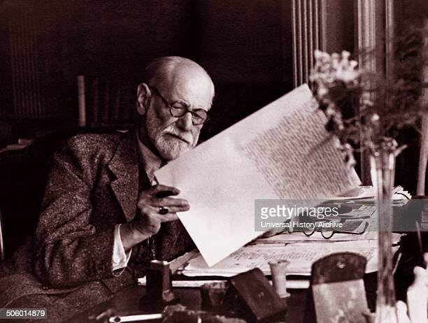 Sigmund Freud Austrian neurologist known as the founding father of psychoanalysis