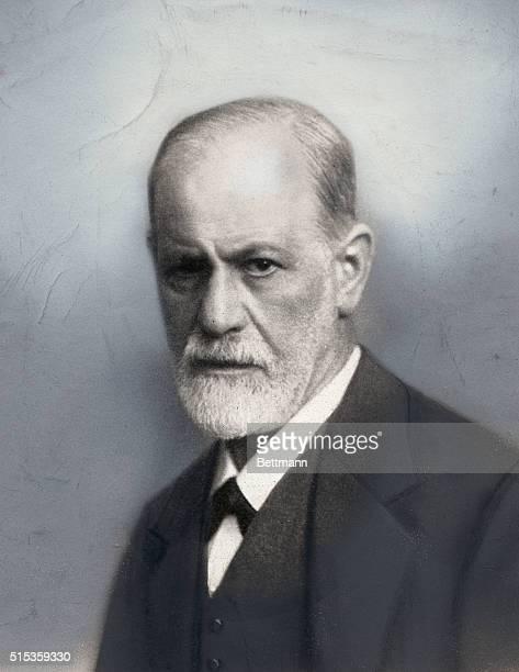 Sigmund Freud Founder of Psychoanalysis