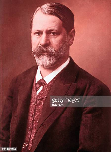 Sigmund Freud In his middle years