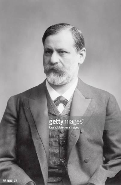 Sigmund Freud Photography Around 1907 [Sigmund Freud Photographie Um 1907]