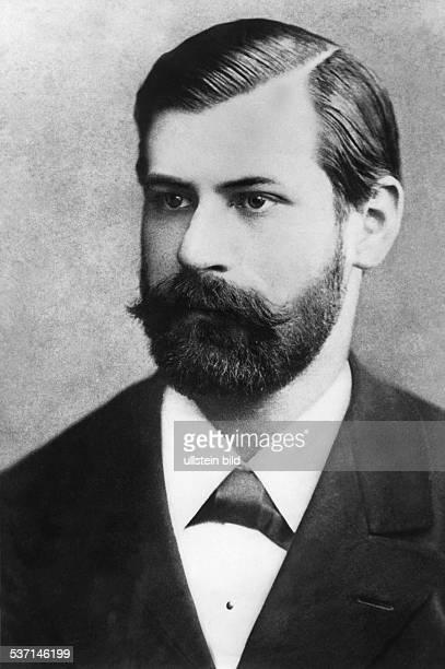 Sigmund FreudSigmund Freud Wissenschaftler Psychoanalytiker Österreich Porträt 1885