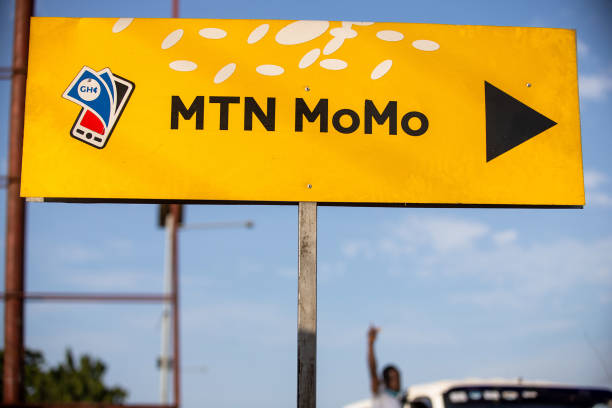 GHA: MTN Group Ltd. Kiosks as Mobile Money IPO Considered