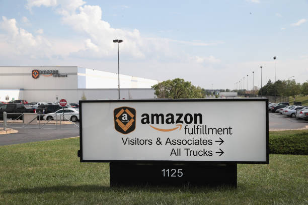 Amazon Hosts Jobs Day Across US To Hire 50,000 For Its Fulfillment Centers