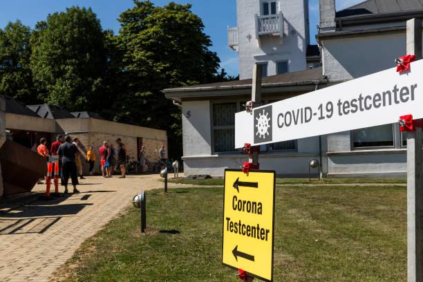 DNK: Coronavirus Outbreak At Large Danish Meat Factory