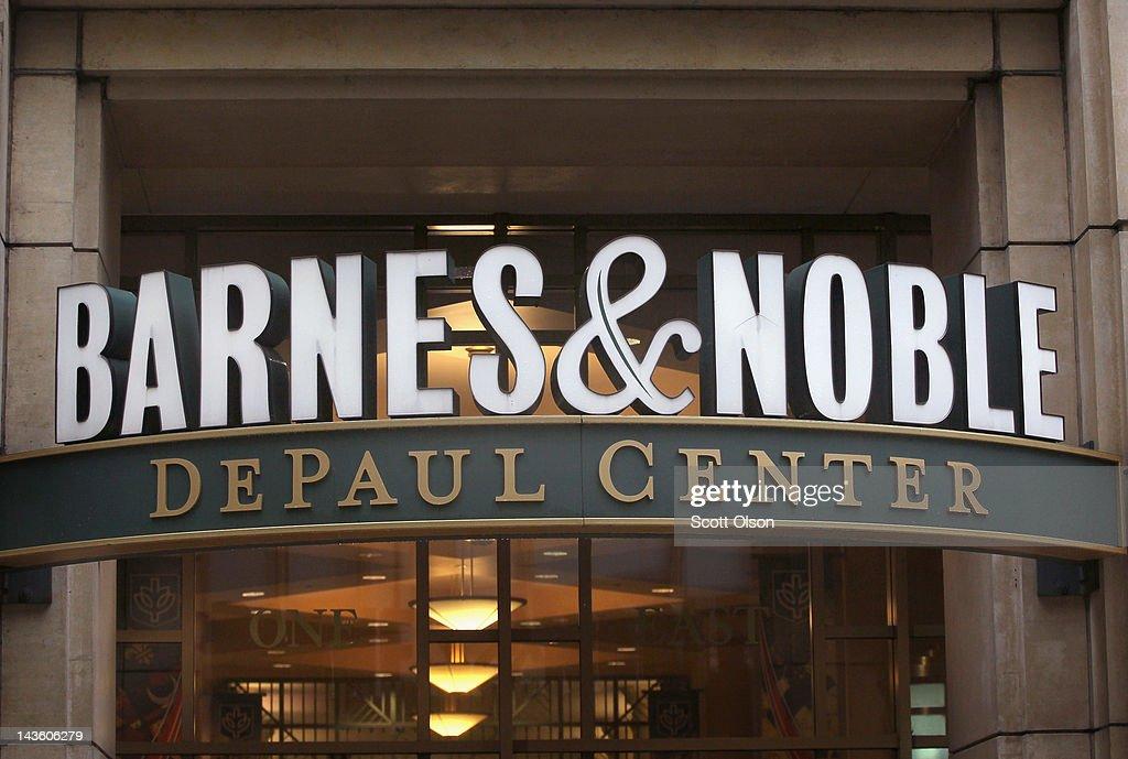 Microsoft Invests In Barnes & Noble New E-Business Newco : News Photo
