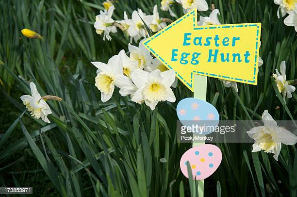 Sign for Easter Egg Hunt