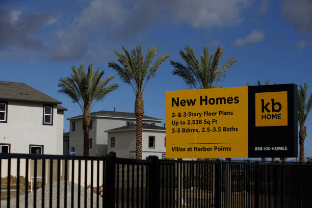 CA: A KB Home Development As Earnings Figures Released
