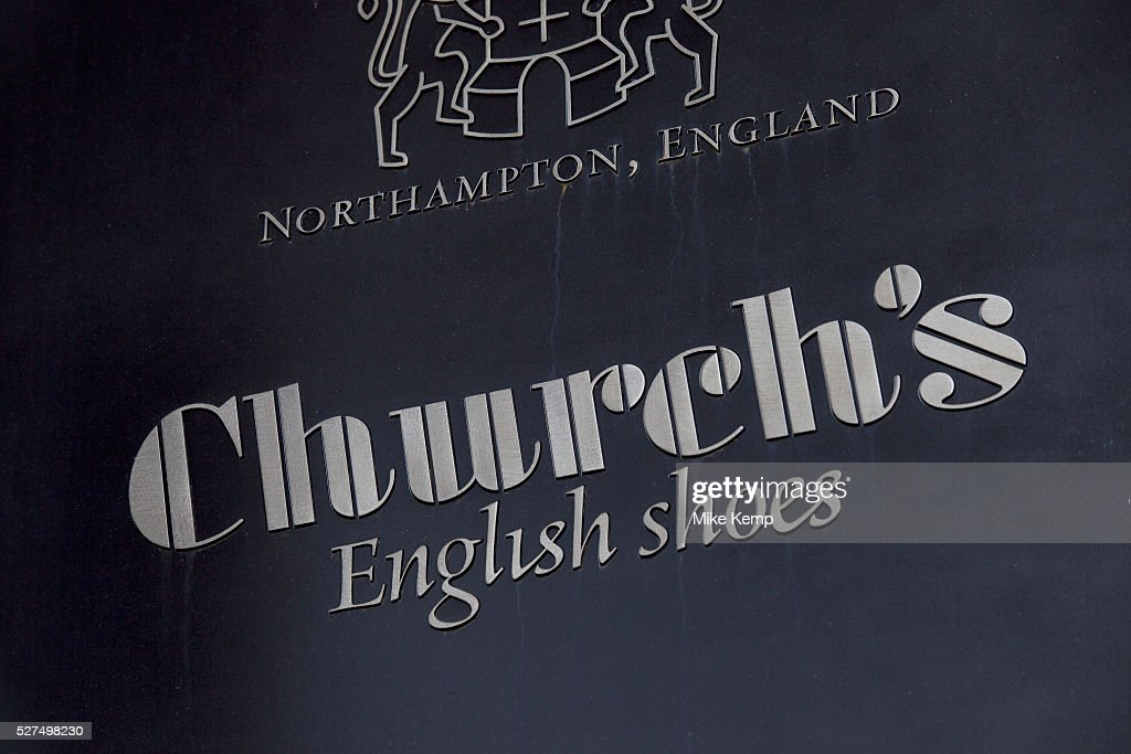 Sign For Shoe Shop Church S English Shoes News Photo Getty Images