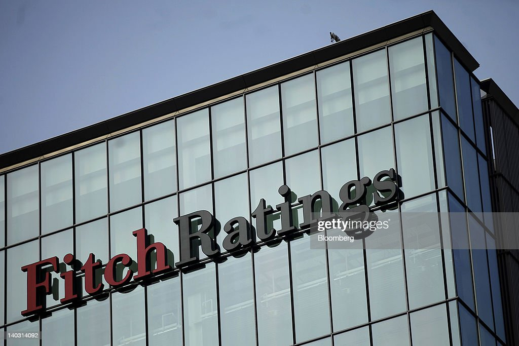 Ratings Agencies London Offices : News Photo