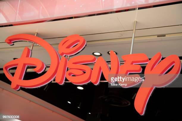 Sign for the media brand Disney Store in Birmingham United Kingdom The Walt Disney Company commonly known as Walt Disney or simply Disney is an...
