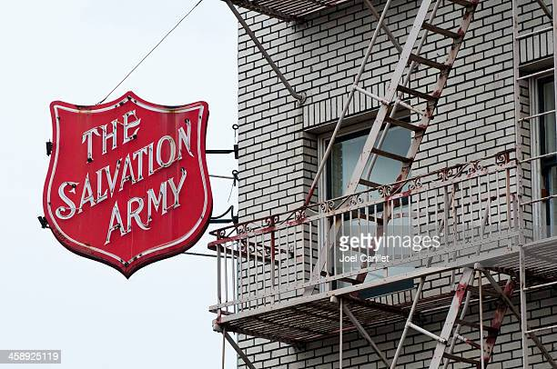the salvation army - salvation army stock photos and pictures