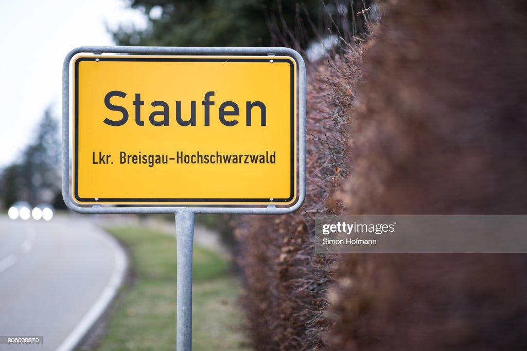 Slut Staufen im Breisgau