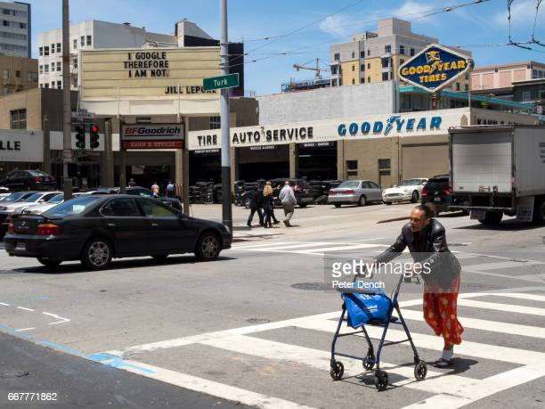 NOT sign in the Tenderloin district of San Francisco San Francisco is the cultural commercial and financial center of Northern California USA San...