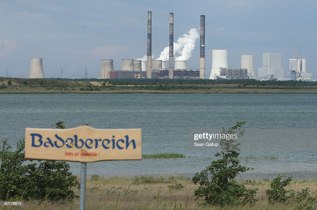 Uhyst At boxberg power plant and coal mine photos and images getty images