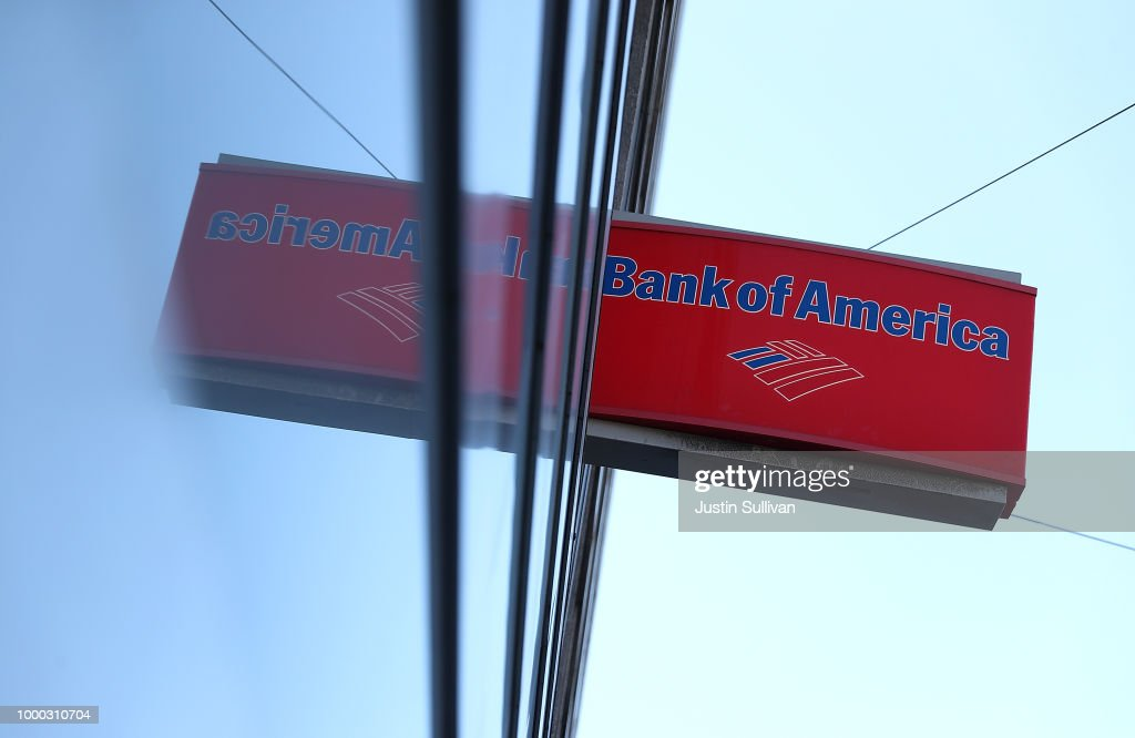 Aided By Rising Interest Rates, Bank Of America Q2 Profit Rises 33 Percent