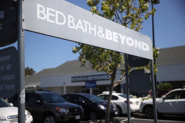 CA: Bed Bath & Beyond To Close 200 Stores As COVID-19 Continues To Impact Economy
