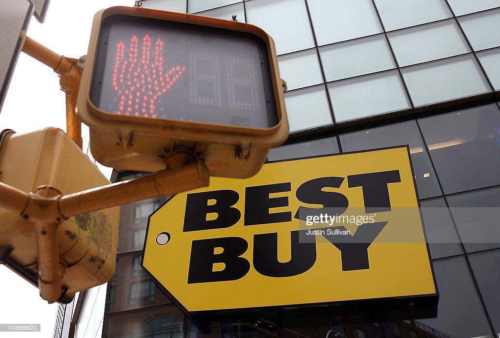 Best Buy CEO Brian Dunn Resigns : News Photo