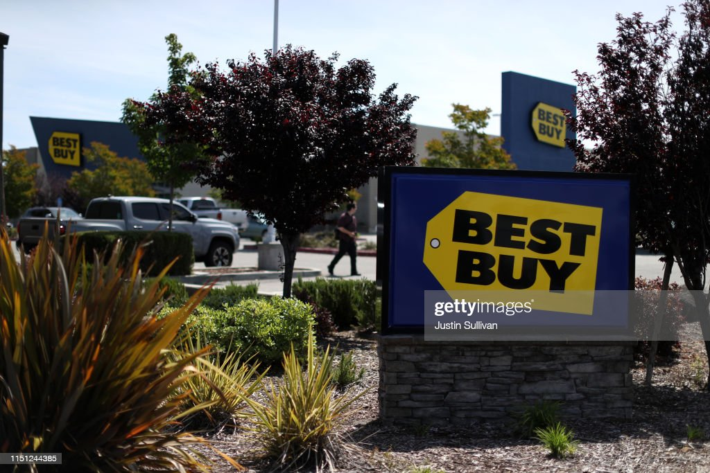 CA: Best Buy Reports Strong Quarterly Earnings