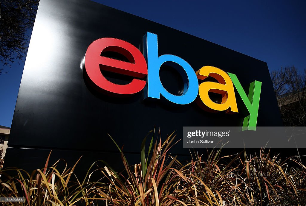 Ebay Reports Quarterly Earnings : Nachrichtenfoto
